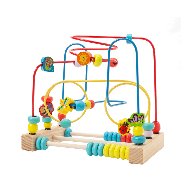 Kids Toys Montessori Educational Wooden Toys Counting Bead Abacus Montessori Materials Math Educational Toys For Children Gift Math Toys Aliexpress