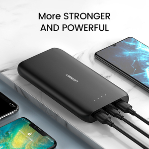 Image 3 - Ugreen Power Bank 20000mAh Fast Phone Charger Quick Charge 4.0 QC3.0 Portable External Battery for iPhone 12 XiaoMi PD Powerbank