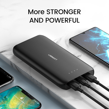 Ugreen Power Bank 20000mAh Fast Phone Charger Quick Charge 4.0 QC3.0 Portable External Battery for iPhone 11 XiaoMi PD Powerbank 2