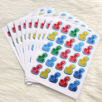 10 Sheets/Pack Reward Stickers School Teacher Merit Praise Class Sticky Paper Lable Funny Kids Toys Party Game Role Play Gift image