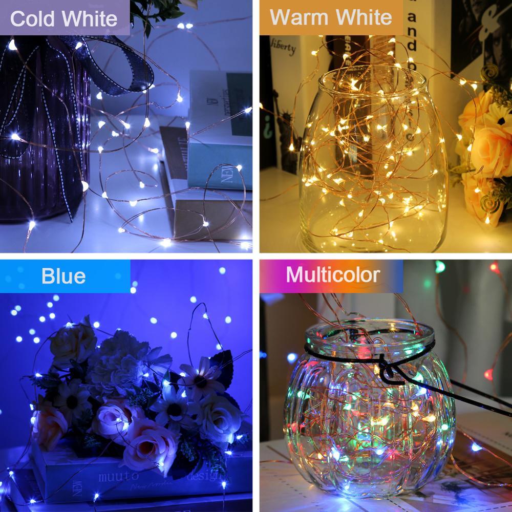 Best Deal cdf8a Fairy Lights Garland Decorative LED