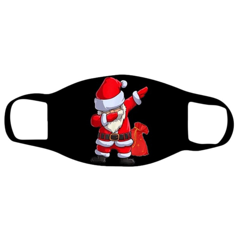 New Christmas Outdoor Masks