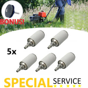 Engine-Accessories Replacement FUEL-FILTER Garden Trimmer Mower Poulan for 5pcs Patio-Lawn