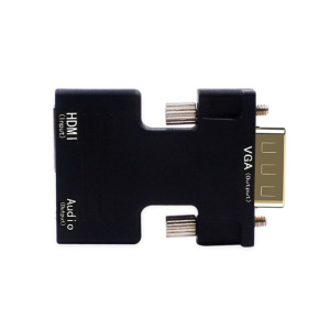 Image 3 - Bundwin 1080P HDMI to VGA Female to Male Digital To Analog Audio Video Converter adapter for PC Laptop TV Box Projector