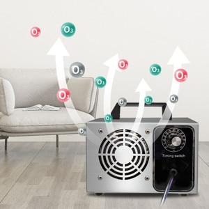 Image 2 - Ozon Generator 28G/24G/10G Machine Rvs Luchtreiniger Luchtreiniger Desinfectie Sterilisatie Reiniging formaldehyde