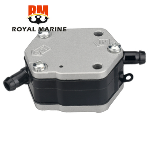 Fuel Pump 6E5-24410 For Yamaha Outboard Motor 2T 115HP-300HP LZ V4 V6 6E5-24410-10 8mm Fuel Connector 6E5-24410-00,free shipping