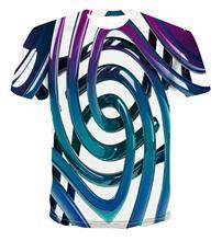 Lato kobiet 3D T-shirt z nadrukiem 3dcdc T-shirt z nadrukiem dla dzieci koszulka Street na co dziń z nadrukiem T-shirt z nadrukiem lato czarny T-shirt tanie tanio Krótki O-neck Topy Tees routine Suknem Poliester Na co dzień Floral