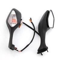 One Pair Turn Signal Light Rear View Mirrors For HONDA Honda CBR1000RR CBR 1000RR VFR1200 VFR 1200 CBR 2008 2012