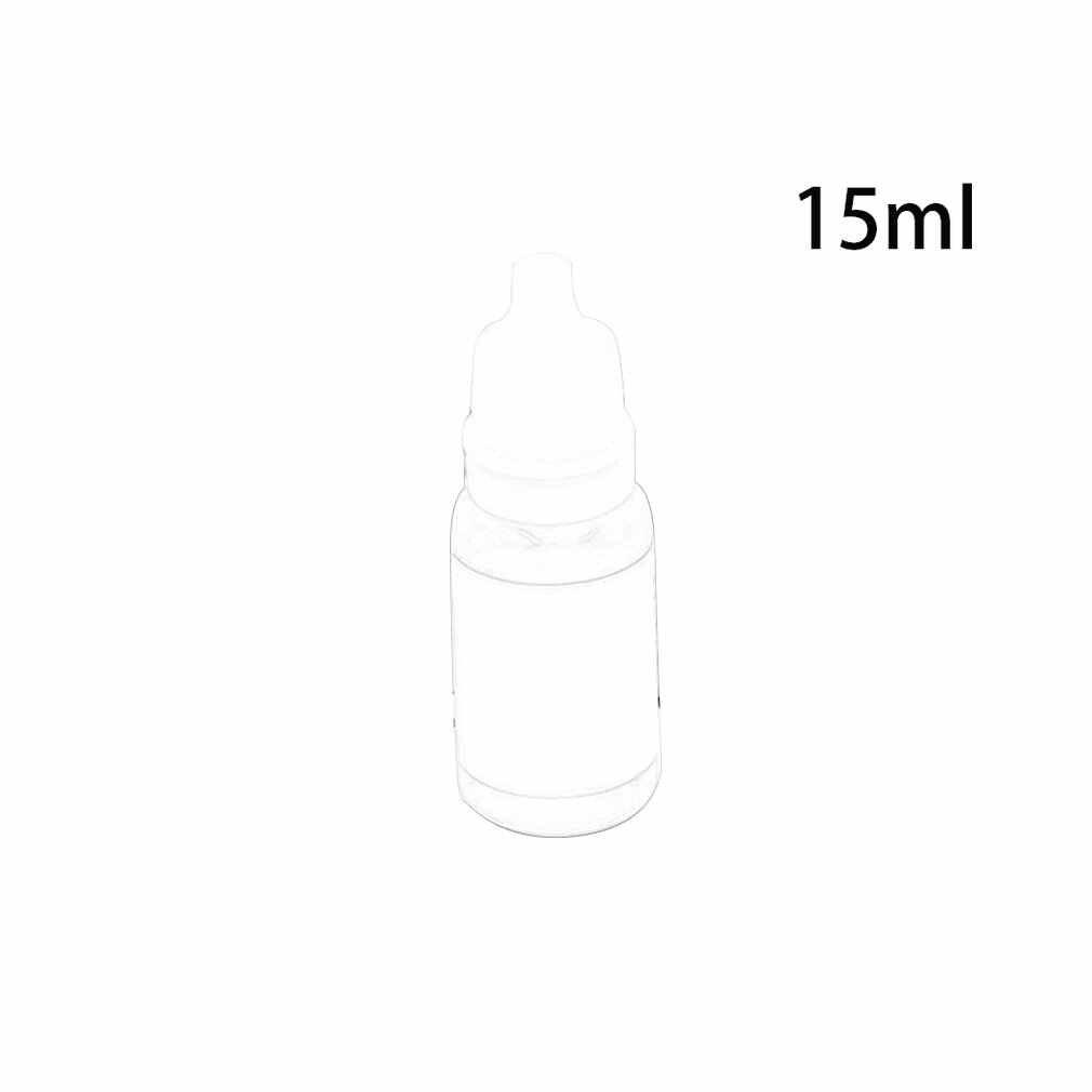 10ML/butelka szlam jadalny smak DIY zabawki dla dzieci modelowanie gliny zapach słodki materiał szlamowy prezent dla dzieci