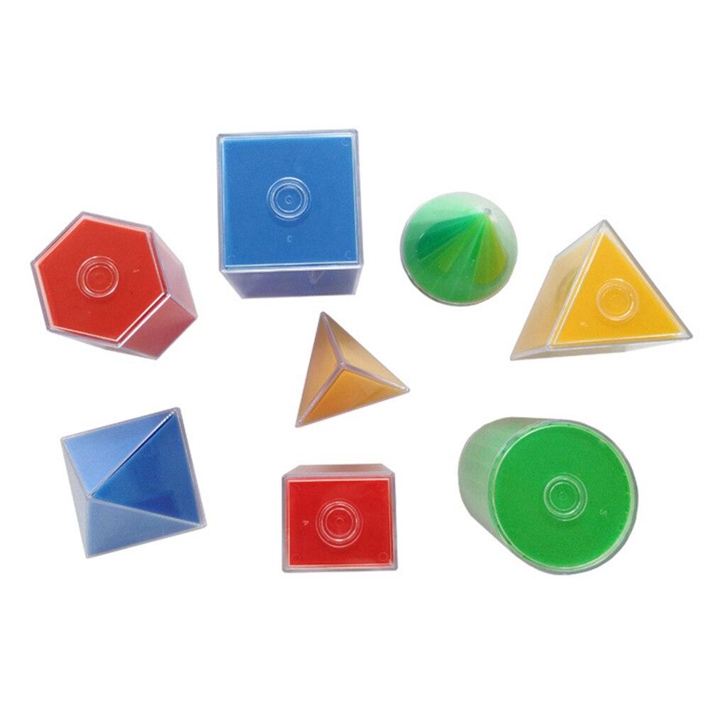 Geométrico Recursos de Aprendizagem de Matemática Brinquedos