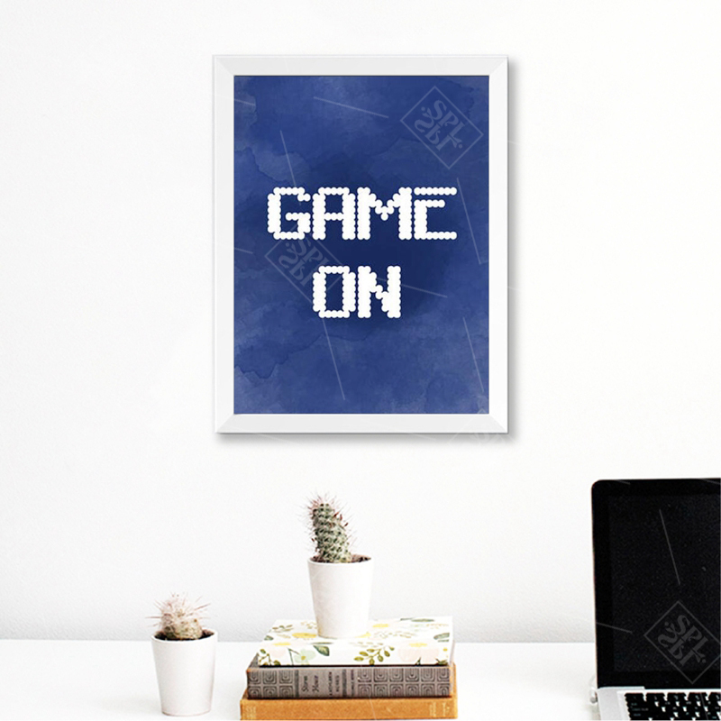 Video-Game-Wall-Art-Canvas-Posters-Prints-Gaming-Room-Decor-Video-Game-Party-Art-Painting-Pictures (3)
