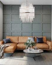 Hong Kong style light luxury chandelier post modern minimalist bedroom lamp minimalist designer living room dining room lamps