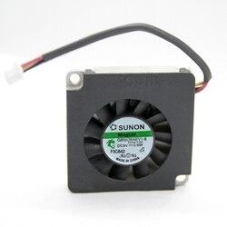 SUNON GB0535AEV1 8 35x35x7mm 3507 0.6W DC 5V 3 przewody/2  przewody prędkość dmuchawy wentylator chłodzący w Wentylatory i chłodzenie od Komputer i biuro na