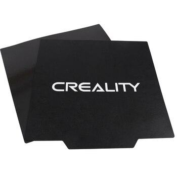 Принтер магнитные горячие наклейки для кровати ультра-гибкие съемные 235x235 мм сборки поверхности для Ender 3 Pro, Ender-3, Ender-3x, CR20