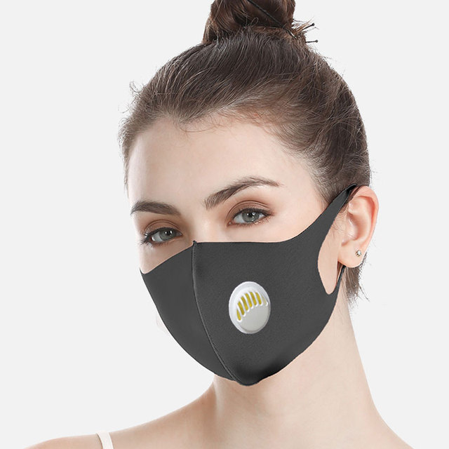 30/20/10 Pcs Face Mouth Mask Anti Dust Mask Filter Windproof Mouth-muffle Bacteria Proof Flu Face Masks Care Reusable Washable