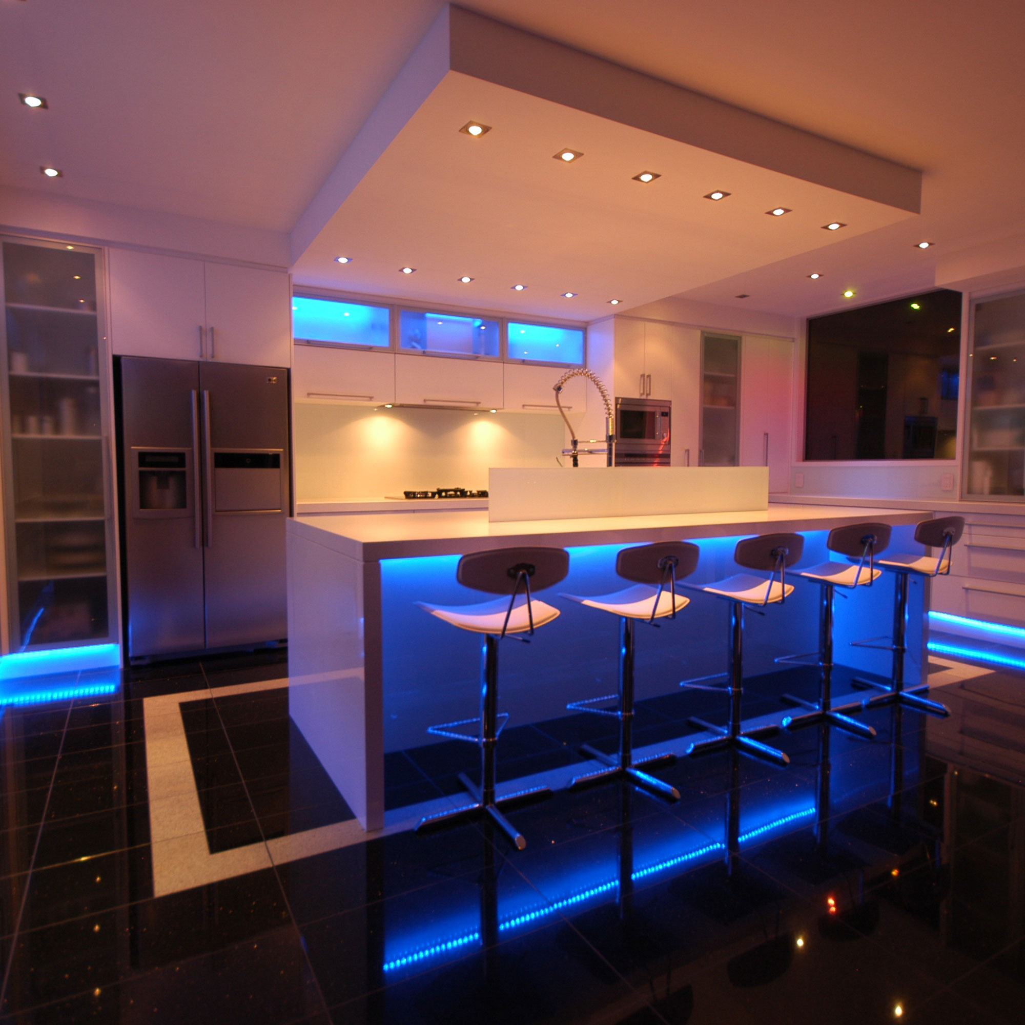 Led Light Strip Waterproof Rgb 5050 Smd