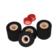 Black Diameter 36mm Height 32mm printing roller for machine