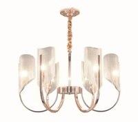 Postmodernen minimalistischen licht luxus hängen lampe wohnzimmer esszimmer schlafzimmer kleidung friseur hotel Jane Europa lampe-in Pendelleuchten aus Licht & Beleuchtung bei