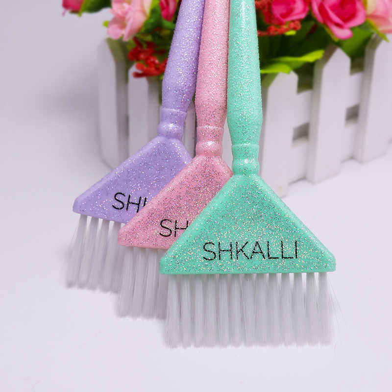 Balayage brosse à cheveux brosse de couleur de cheveux SHKALLI outil de salon professionnel pour la teinture des cheveux