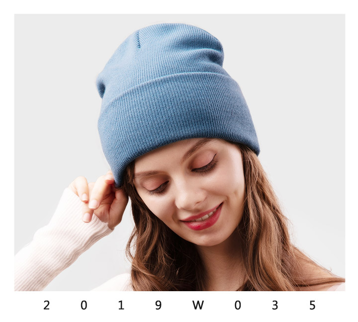 FURTALK Winter Hats for Women Men Knitted Beanie Hat Cap for Girls Female and Male Skullies Couples Stocking Hats Cap 14