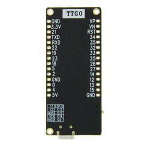 Image 4 - Ttgo T8 V1.1 ESP32 4メガバイトpsram tfカード3Dアンテナwifi & bluetooth ESP32 WROVER micropython