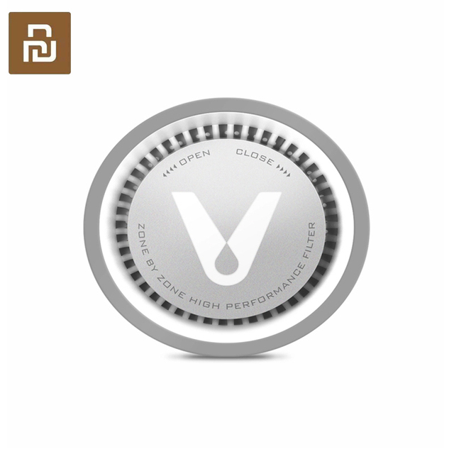 Original Youpin Viomi Herbaceous Air Clean Facility Filter Sterilization Eradicate Odor Disinfect for Kitchen Refrigerator