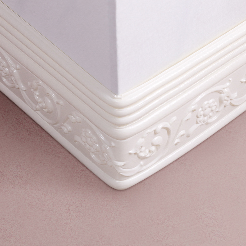 3d Color Pattern Soft Pack Baseboard Wall Stickers Study Living Room Bedroom Children's Room Shop Waterproof Anti-collision Foam