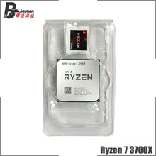 CPU Processor R7 3700x3.6 Sixteen-Thread Amd Ryzen AM4 Eight-Core 100-000000071-Socket