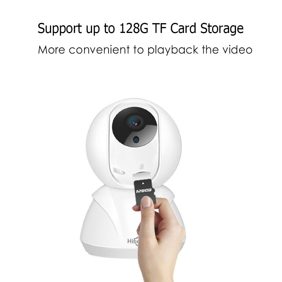 Hiseeu 720 P / 1080 P IP Kamera 2MP Wi-Fi Kablosuz Ağ CCTV Kamera Ev - Güvenlik ve Koruma - Fotoğraf 4