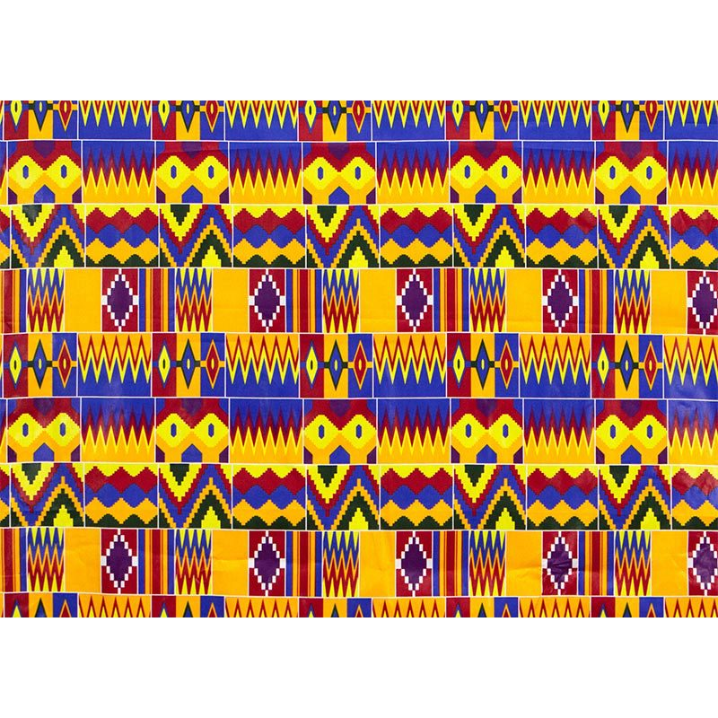 Image 4 - 2019 Royal Wax Batik Prints Africa Fabric 100% Cotton Ankara 