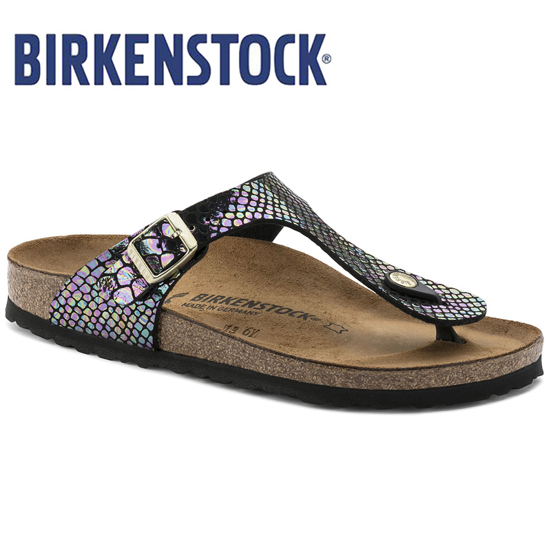 BIRKENSTOCK Sandals Women Flip Flops Beach Summer Fashion Sandals For Women Flat Slippers Shoes Flip Flops Sandalias 801