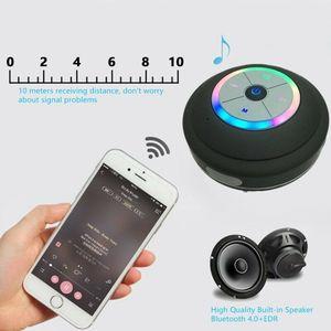 Image 5 - Sans fil Bluetooth haut parleur Portable étanche douche haut parleur mains libres voiture pour iPhone iPod Android téléphones MP3 haut parleur