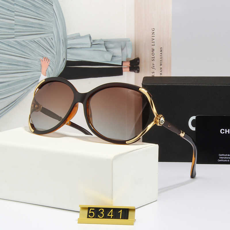 Novo Óculos Polarizados Óculos de Sol Clássicos Óculos de Sol Das Mulheres Designer De Marca Oculos de sol Feminino óculos Oversized 5 UV400 cores