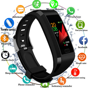 2020 Touch Screen Smart Band W