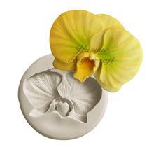 Silicone Mold Cake-Decorating-Tools Fondant-Cake-Mold Flower Baking Yueyue Sugarcraft