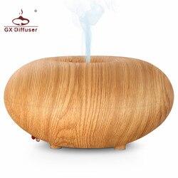 GXDiffsuer 160ml Ultrasonic Aroma Diffuser Air Humidifier Mist Maker Essentiel Oil Diffuser Aromatherapy Electric Aroma Diffuser