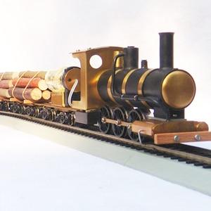Image 4 - 蒸気機関車型蒸気機関車型蒸気ドライブ鎬割合生蒸気エンジン