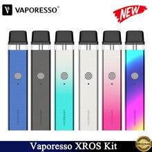 Kit vaporéso XROS Original avec 2ml XROS cartouche de dosette de maille 800mAh batterie intégrée E Cigarette Vape par AXON puce vs cible PM