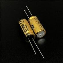 5 pièces/20 pièces 6800uF 6.3V NICHICON FW série 12.5x25mm 6.3V6800uF HiFi condensateur Audio