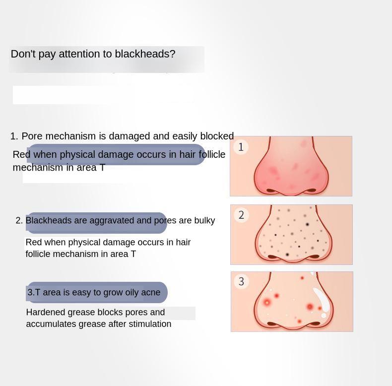 da pele máquina aperto zona nariz preto