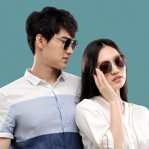 Image 2 - New MW Metal Square Fashion Sunglasses TAC Polarized Lenses Stylish Metal Frame Block UV Rays For Outdoor Travel