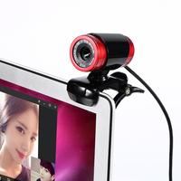 camera computer Newest Webcam USB 12 Megapixel High Definition Camera Web Cam 360 Degree Clip-on For Skype Computer desktop (5)