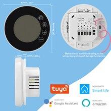 Temperature-Controller-App Tuya Wifi with Alexa Google/smart Programmable LCD Intelligent