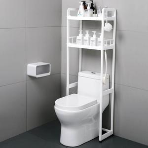 Многоуровневый пластиковый держатель для хранения унитаза, угловые полки для ванной комнаты, держатель для шампуня, полка для душа, Органай...