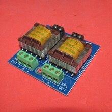 PT-4 600Ω: 600Ω German Permalloy audio transformer, balanced to single-ended transformer, 10--40KHZ -0.5db, 20--20KHZ -0.2db