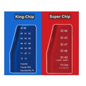 Image 2 - 5PCS/LOT Original JMD King Chip JMD Handy Baby Key Copier JMD Chip for CBAY Super Red Chip JMD 46/48/4C/4D/G Chip On Sale
