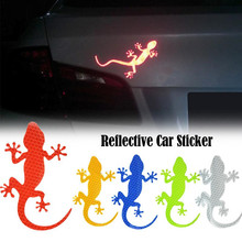 Reflective Sticker Decals Door-Side Safety Warning Auto-Styling Car Traffic Universal