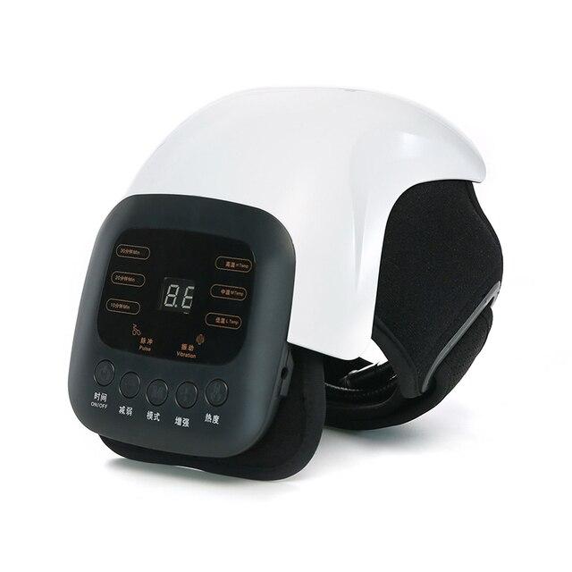 Masseur intelligent de genou, soulagement de la douleur, Instrument rhumatismal, 1 pièce, chauffage par Vibration, thérapie de larthrose, Shiatsu
