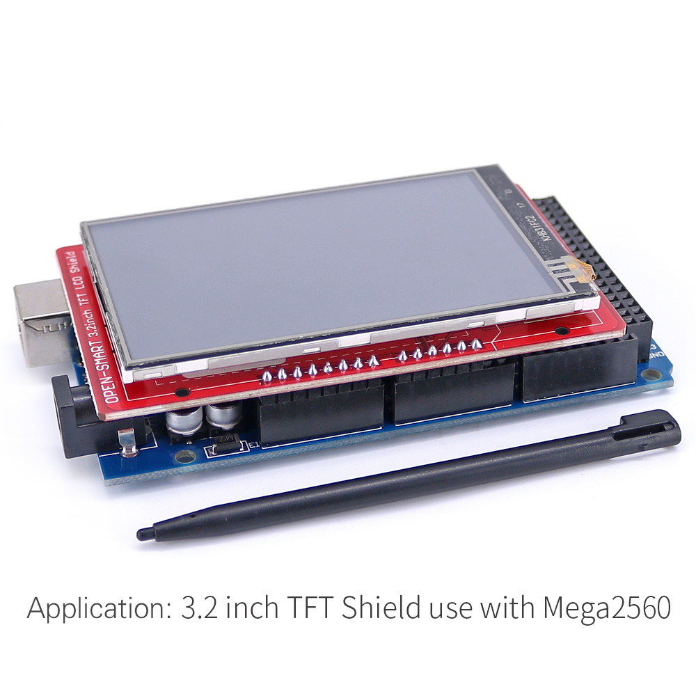 3.2 inch TFT LCD Display module Touch Screen Shield onboard - Industrial Computers and Accessories - Photo 6