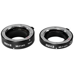 Image 5 - Meike MK F AF3 Metallo Messa A Fuoco Automatica Macro Tubo di Prolunga per Fujifilm X T20 XT2 X T10 XT3 XT100 X H1 X A5 X PRO2 X A1 X T1 XT30 X T4